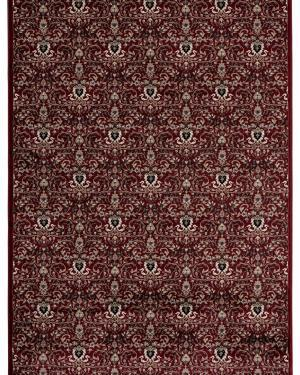 Beverly rug antique collection vintage area rug 2787 red