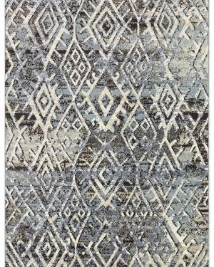 Beverly rug artemis collection vintage area rug 1003a blue bone